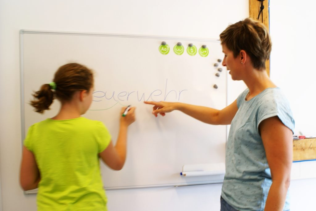 Rechtschreibstrategien Silbenschwingen